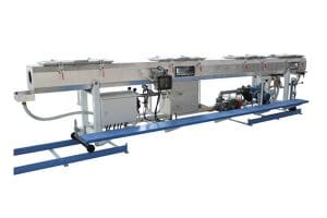 Downstream Equipments for Pipe Plant
