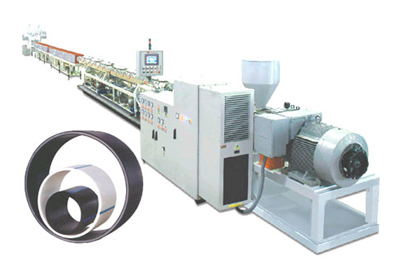 Pipe Extrusion Plant, PVC Pipe Plant