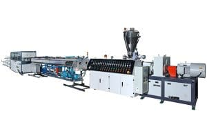 PVC Pipe Extrusion Line, Pipe Extrusion Line India