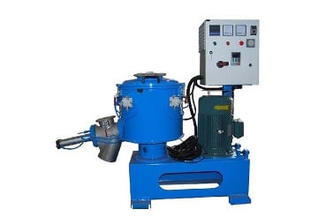 pvc compounding mixer India
