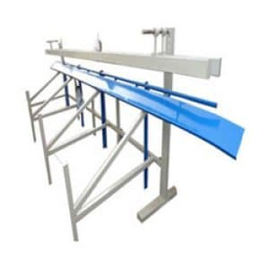 pipe-tilting-unit, HDPE Pipe Plant, Pipe Extrusion Line India