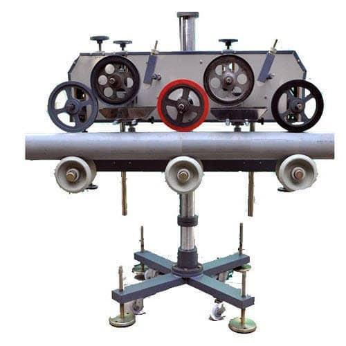 pvc pipe printing machine, Plastic Processing Machinery